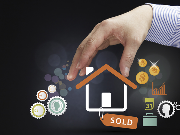 Can houses sell for cash