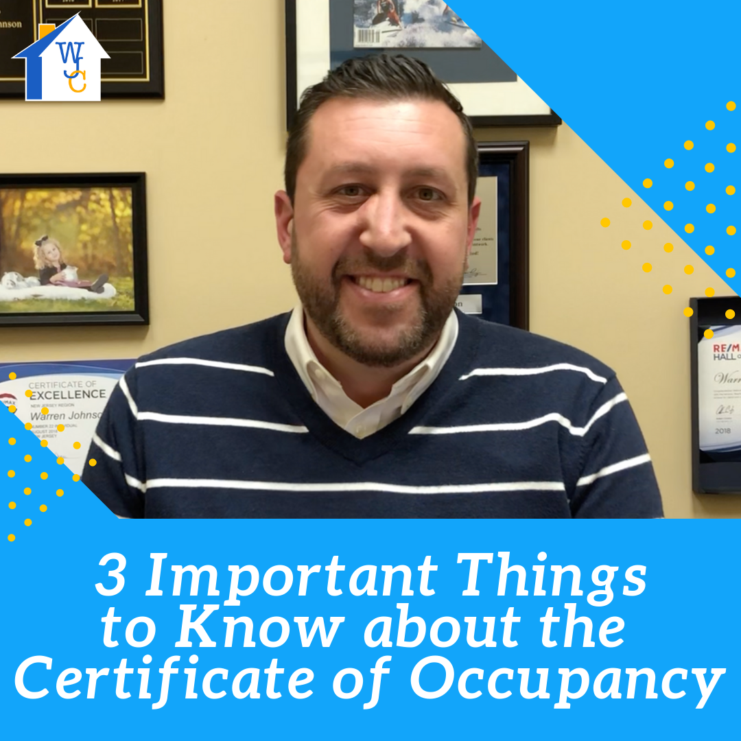 3 Important Things To Know About Certificate Of Occupancy
