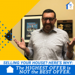 Why the Highest Offer may not be Best Offer when Selling your Home in New Jersey