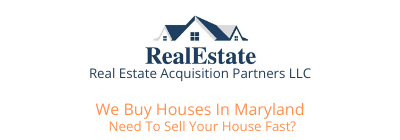 We Buy Houses Fast In Maryland logo