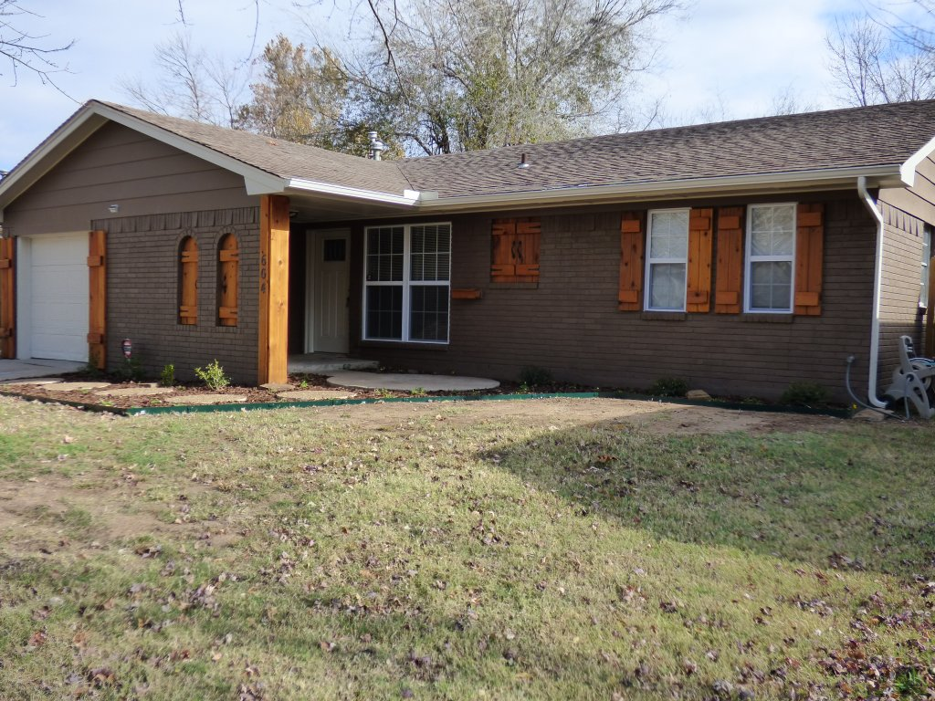 Midwest City House After