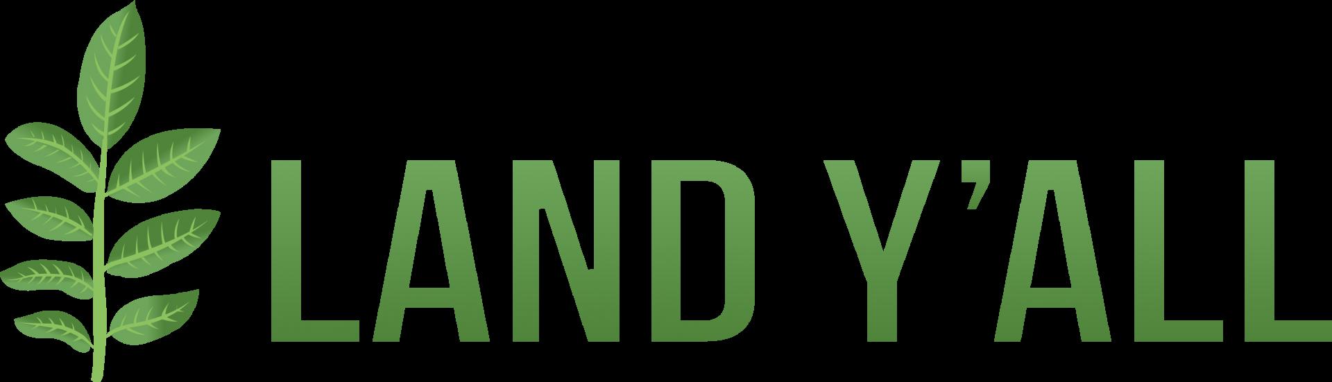 Land Y'all logo