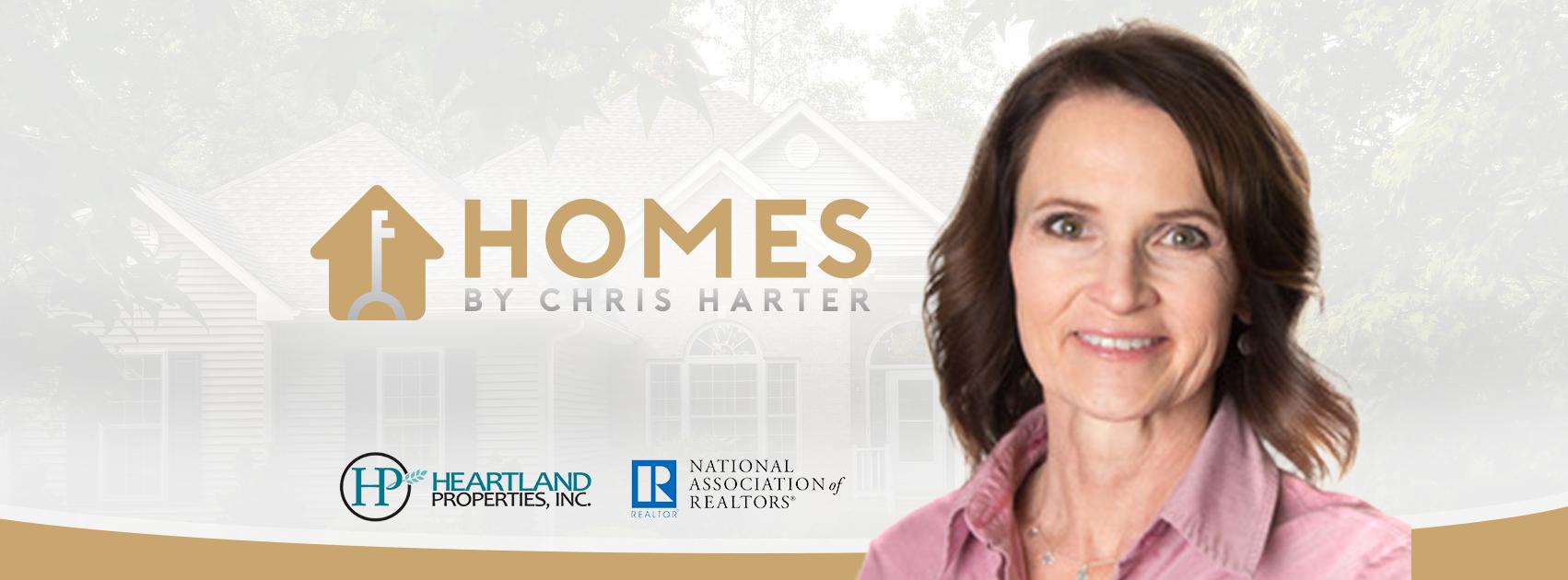 Homes By Chris Harter logo