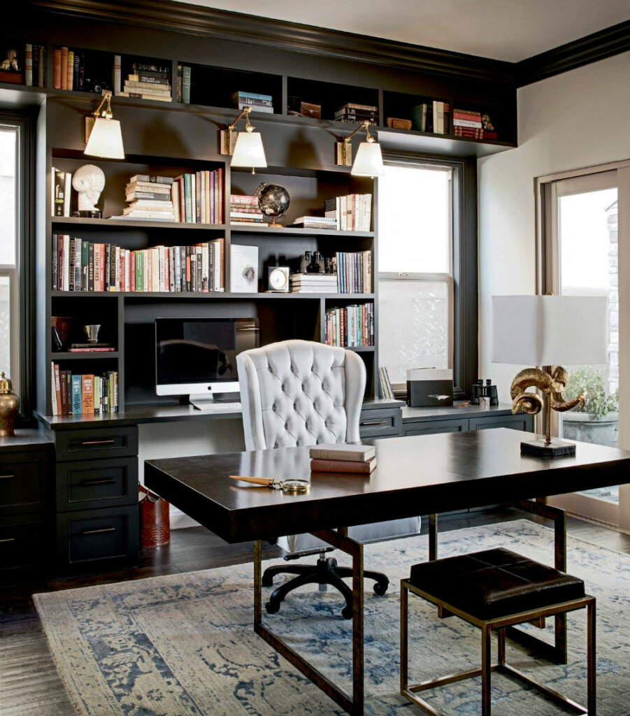 Tips For Creating The Ultimate Home Office in Your New Omaha or Council Bluffs Home