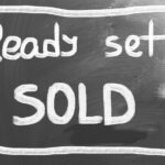 Ready Set Sold Sign