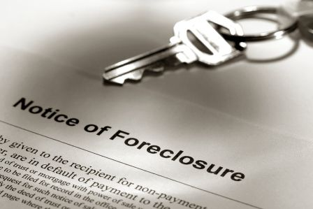 What is a Pre-Foreclosure in Louisville