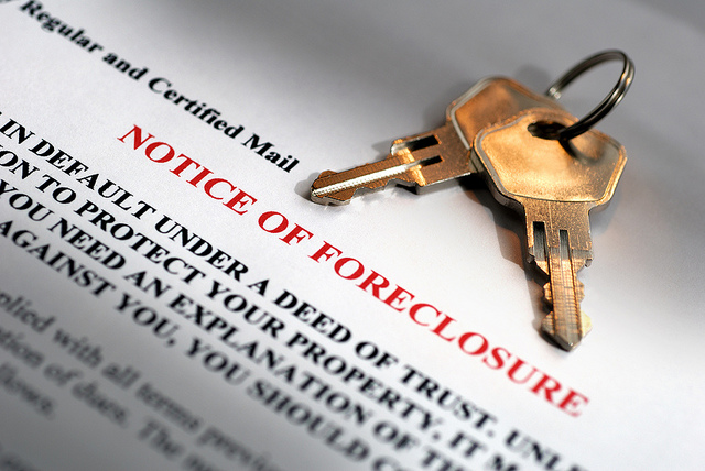 Foreclosure notice of default in Kentucky What is it