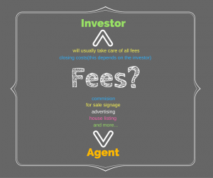 The Different Fees Paid To Agents Versus Paid To Investors