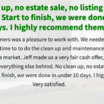 We Buy Houses Chicago Reviews