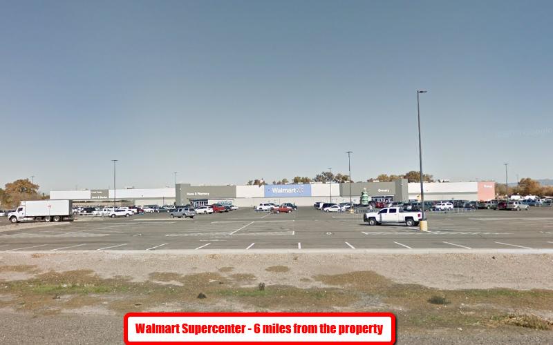 Walmart supercenter albuquerque