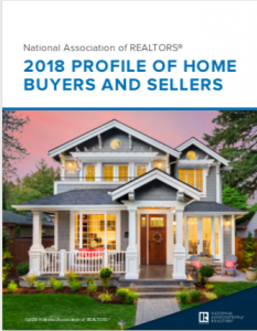 The Annual Profile of Home Buyers and Sellers by the National Association of REALTORS®