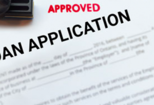 Obtaining a pre-approval letter should be done months in advance.