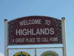 Home buyers in Highlands Texas