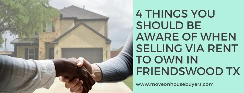 We buy houses in Friendswood TX