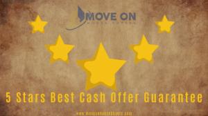 5 stars best cash offer guarantee