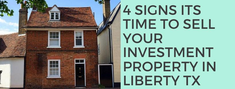 We buy houses in Liberty TX