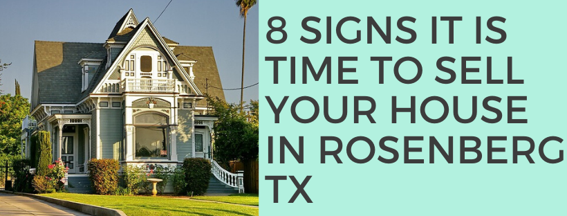 We buy houses in Rosenberg TX