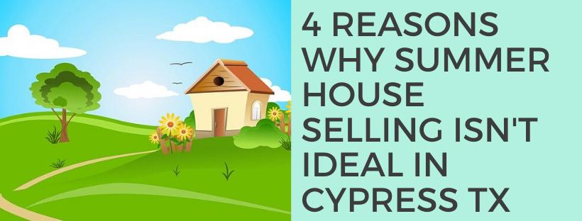 We buy houses in Cypress TX