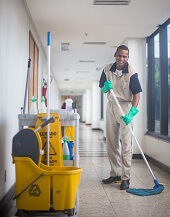 Professional Cleaning in Rosenberg TX