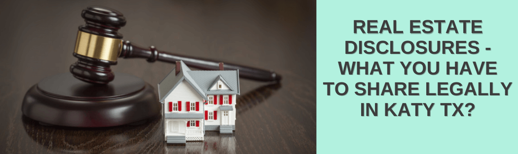Sell your home in Katy TX