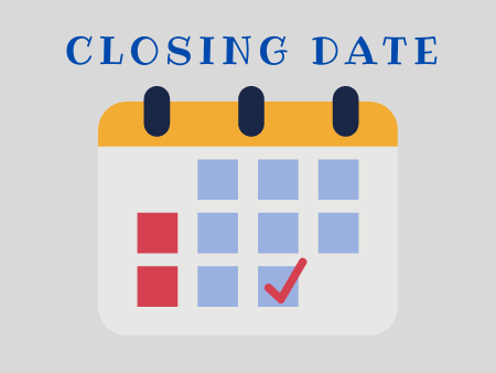 Schedule Your Closing Date