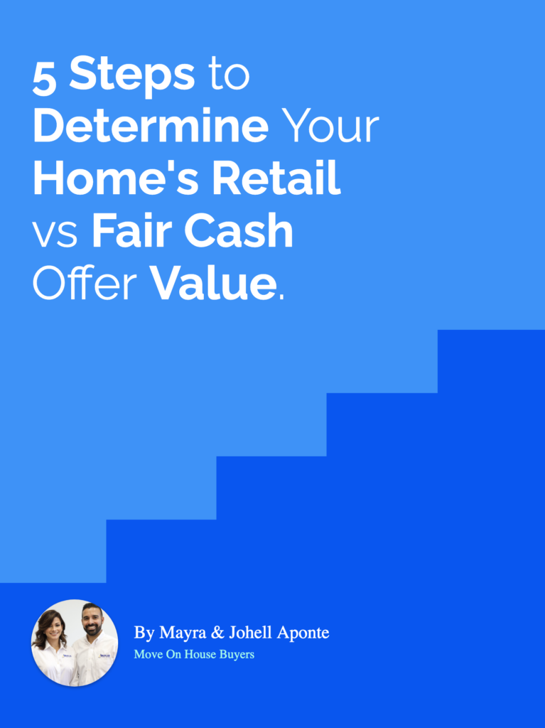 Free Download - 5 Steps to Determine your homes value