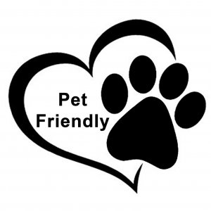 Make your rental property pet friendly.