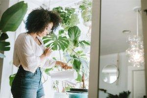 Millennial renters love plants