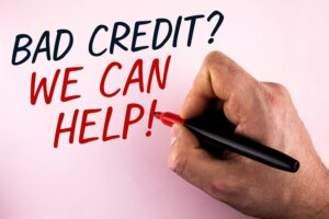 Bad Credit? EZ Home Sellers can help!