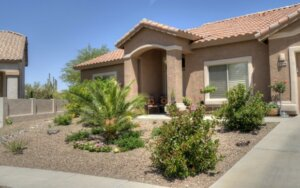 Sample Curb Appeal in Tucson Arizona