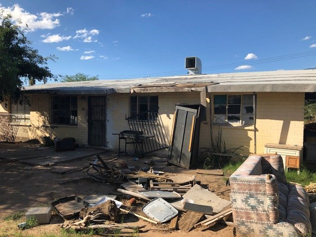 Selling an Inherited House in Tucson