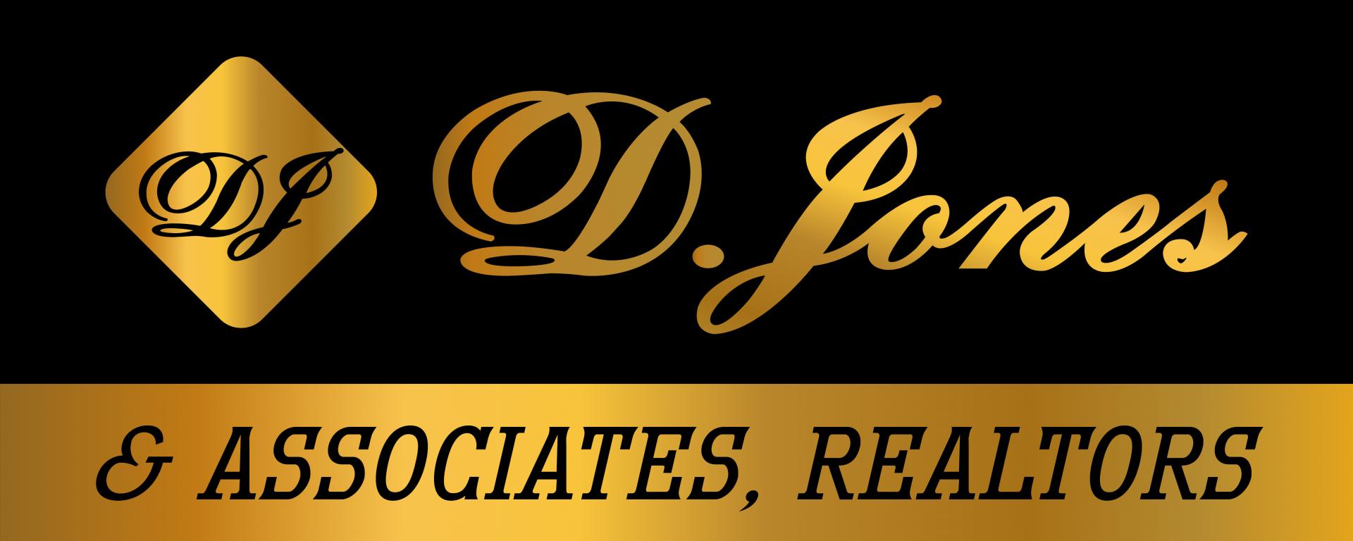 D. Jones & Associates, REALTORS logo