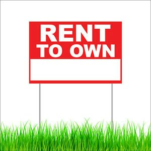 selling via rent to own