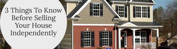 listing a house