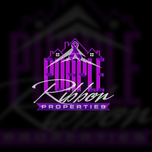 Purple Ribbon Properties  logo