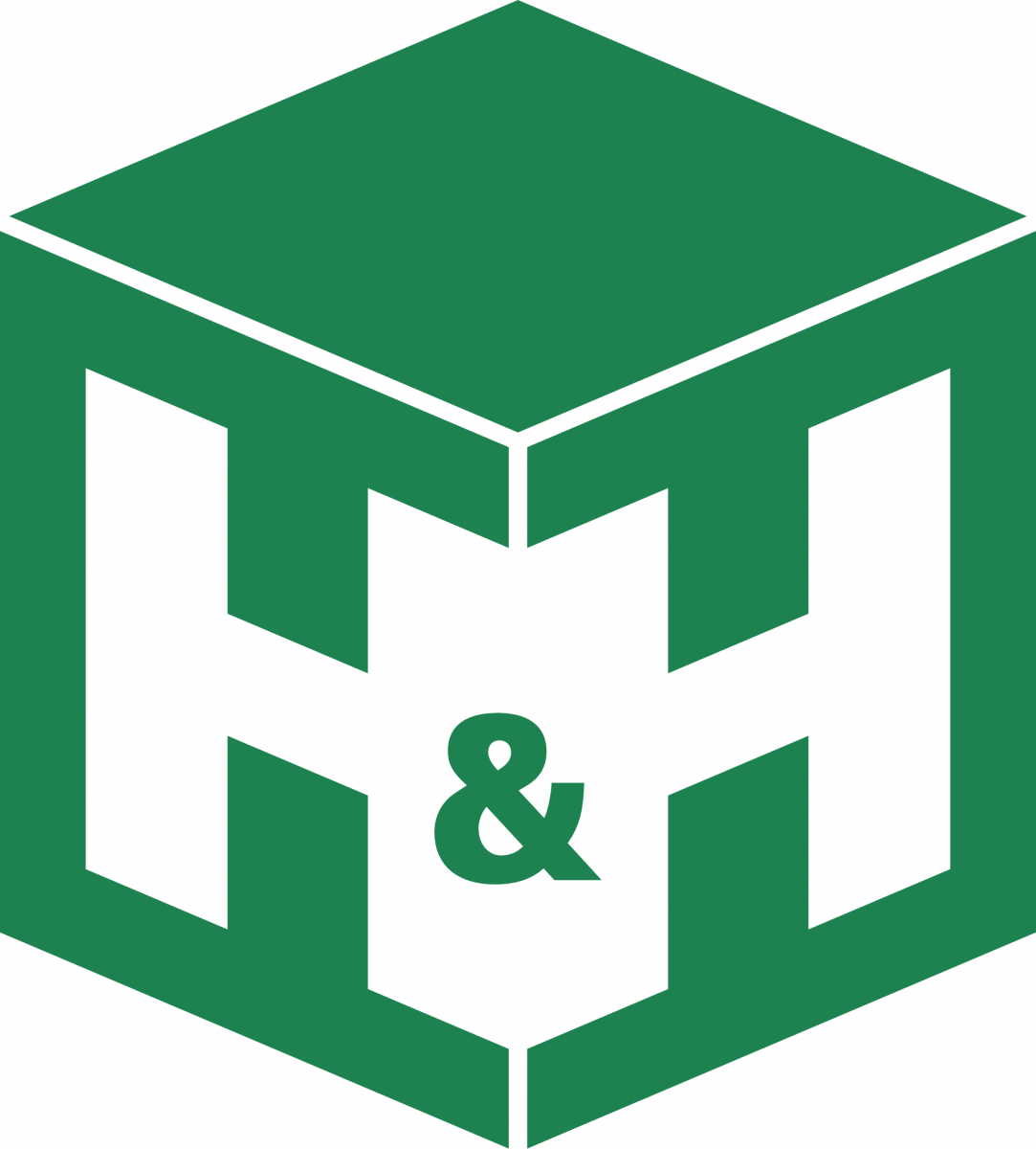 H & H INVESTMENTS logo