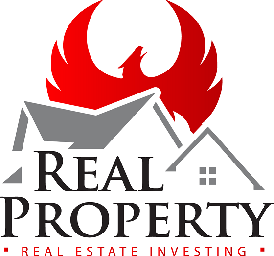 Real Property REI CASH BUYER logo