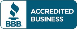 We are registered with the Better Business Bureau.