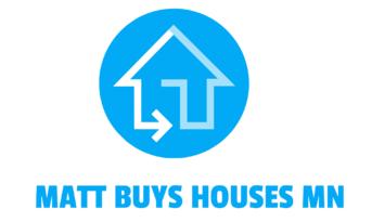 Matt Buys Houses MN logo