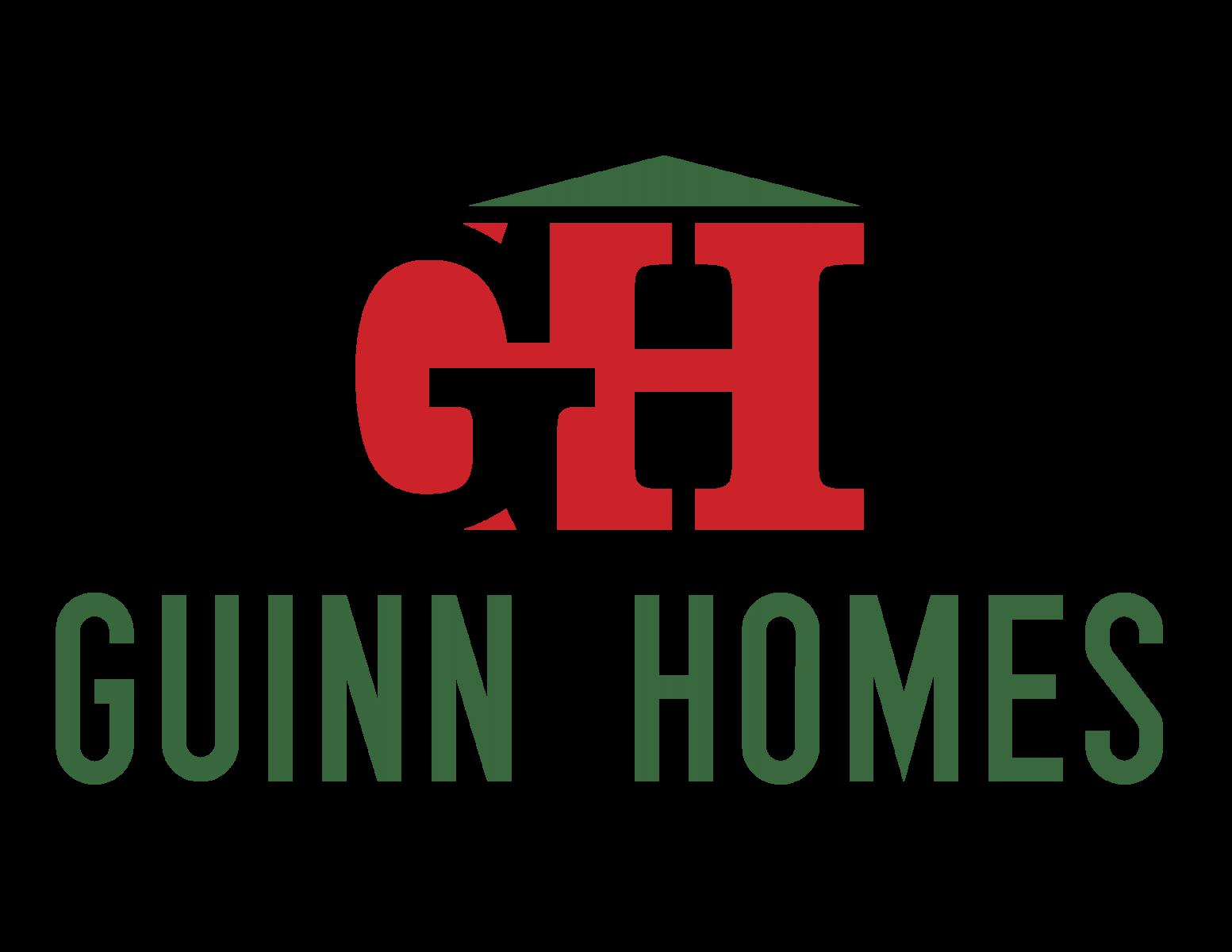 Guinn Homes  logo