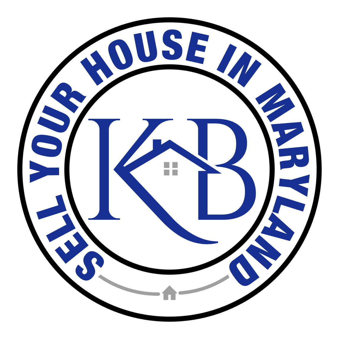Sell Your House in Maryland logo