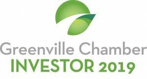 Greenville Chamber Investor 2019 Seal