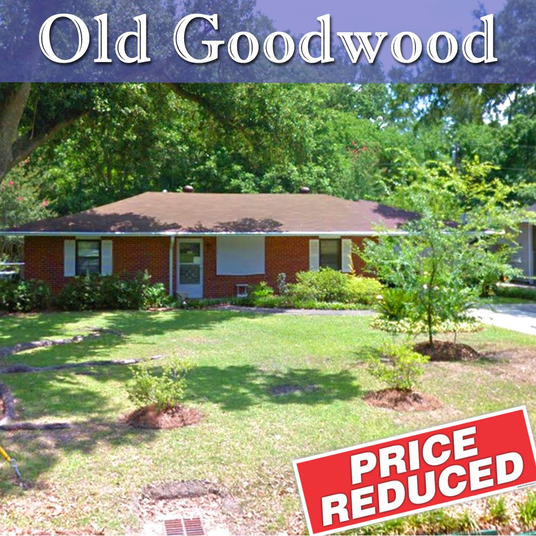 Old Goodwood Baton Rouge House For Sale