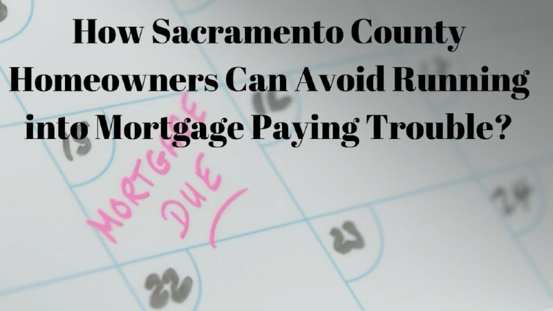 We buy homes in Sacramento County CA