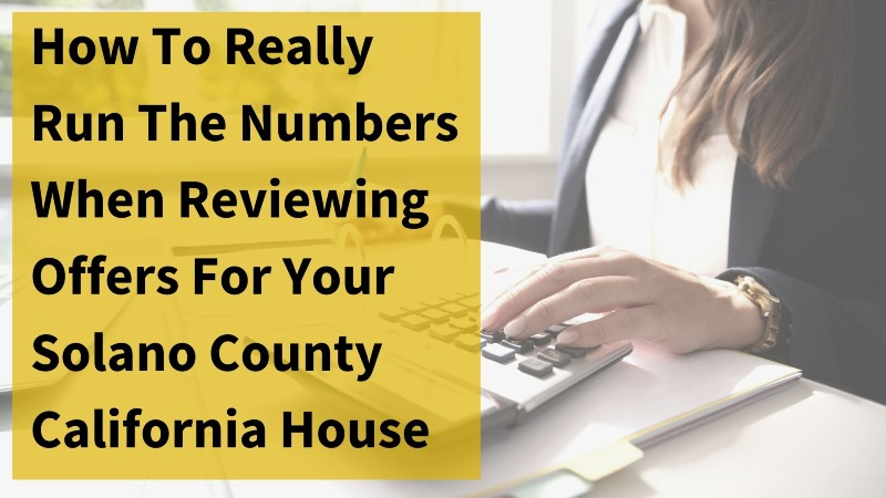 Sell your house in Solano County California
