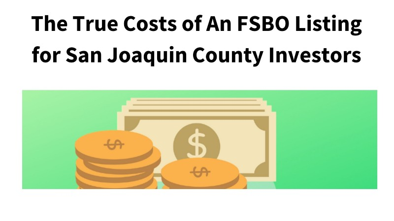 Sell my San Joaquin County house fast