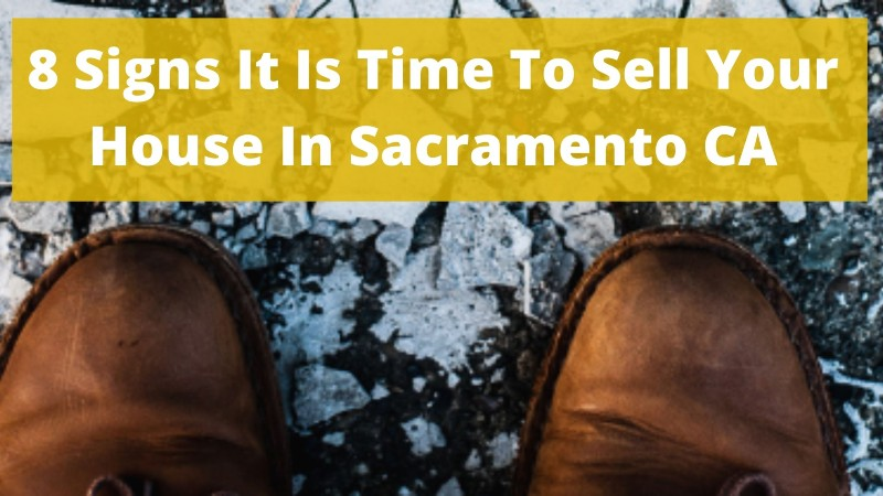 Cash home buyer in Sacramento California