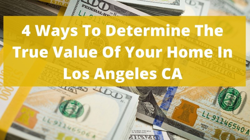Sell my home fast in Los Angeles California