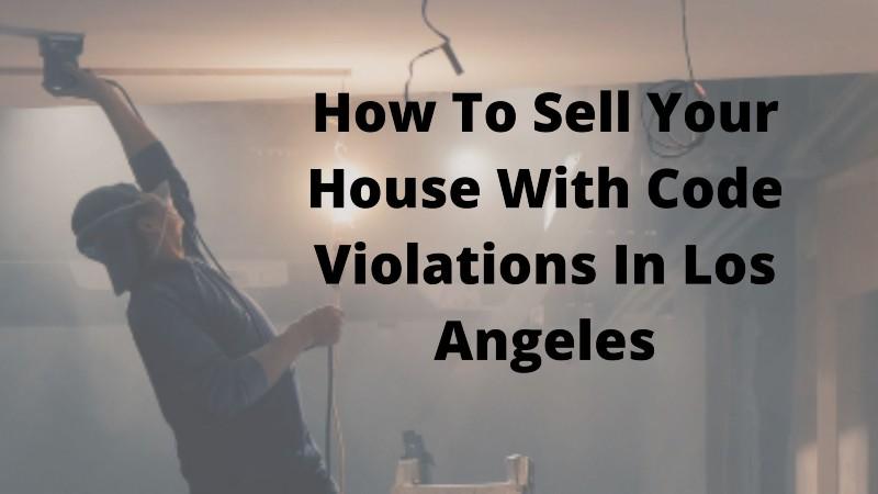 We buy homes in Los Angeles CA