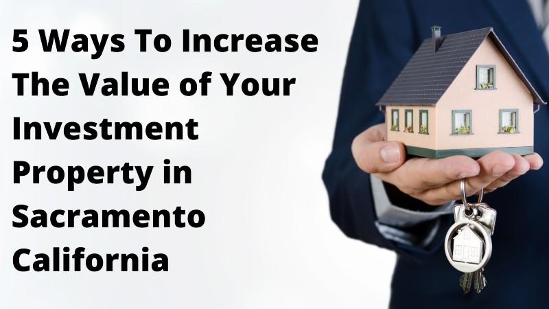 Real estate investors in Sacramento California